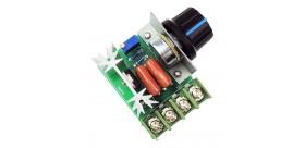 AC 220 2000W Adjustable SCR Voltage Regulator Module